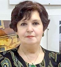 Евгения Семёновна Ильченко