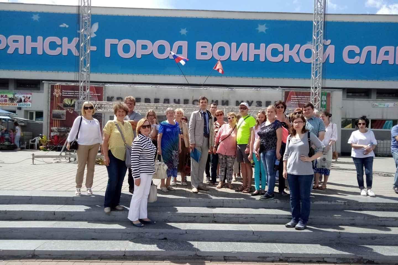 Экскурсия «Ф.И. Тютчев и Брянск»