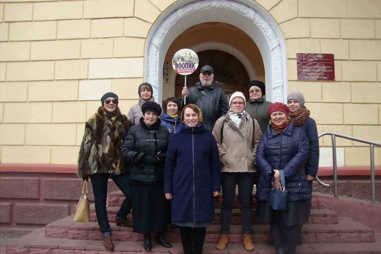Первый сезон бесплатных экскурсий по Брянску завершён