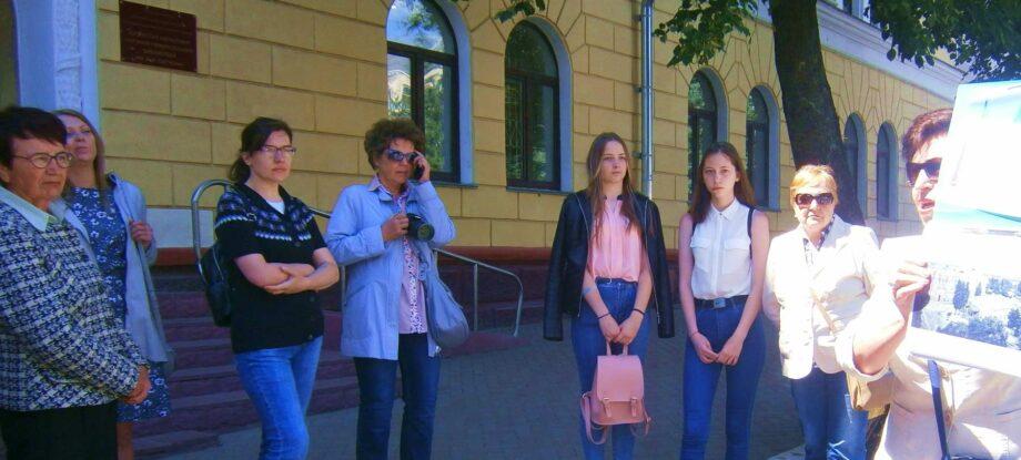 Пешком по Брянску
