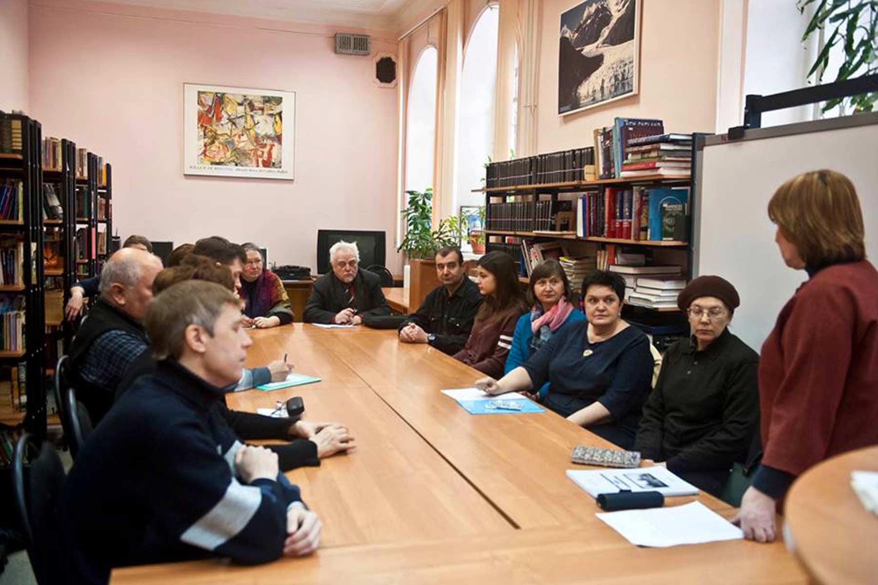 10 февраля 2018 года Брянское региональное отделение ВООПИиК представило новый пешеходный маршрут по Брянску