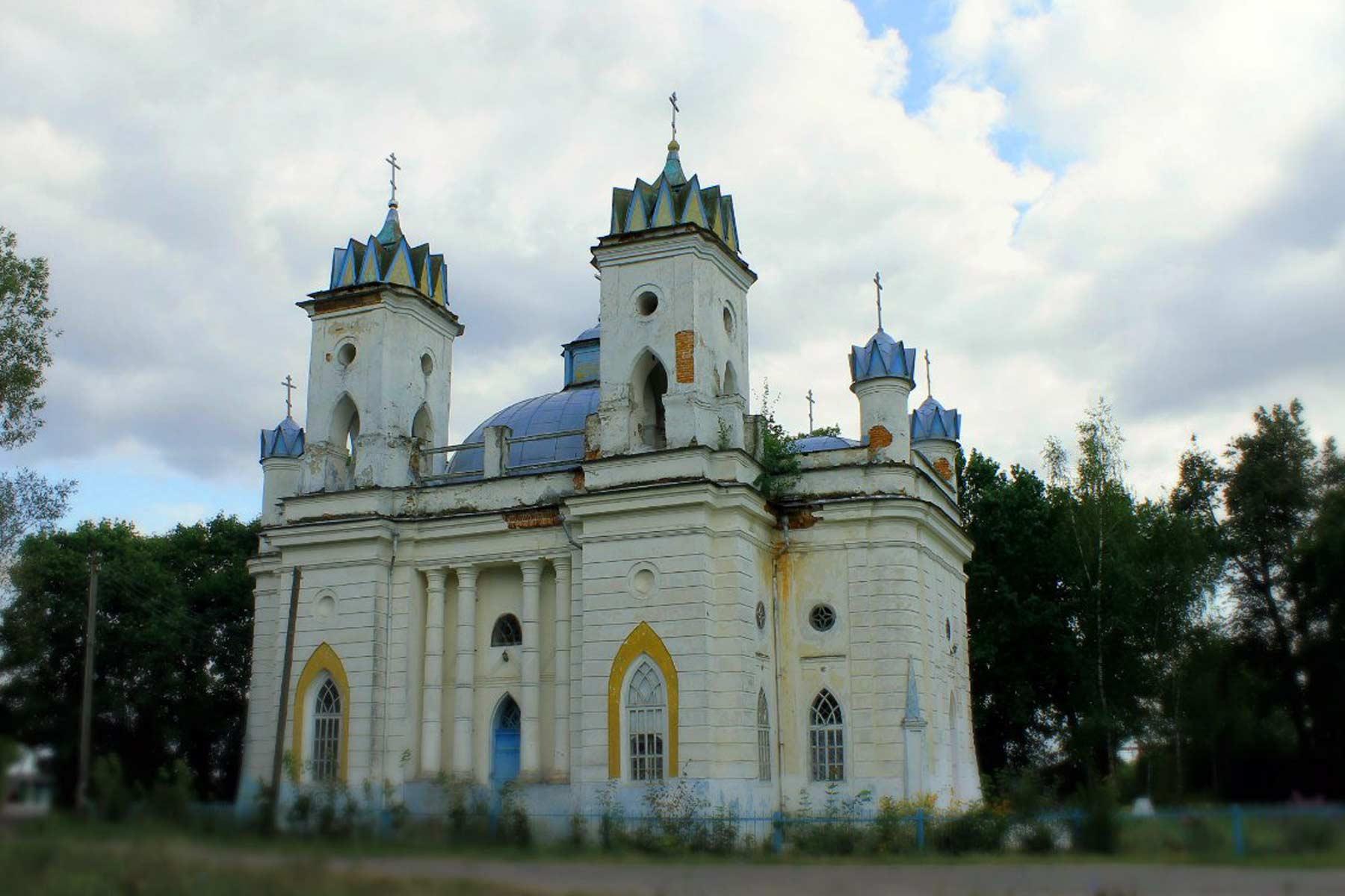 Дворец Румянцева - главная достопримечательность Гомеля, а усадьба Румянцева в Брянской области…. находится под охраной государства