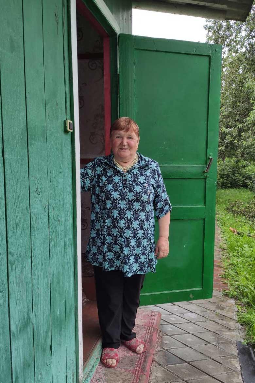 Продолжаем сбор этнопевческого материала окрестностей села Овстуг