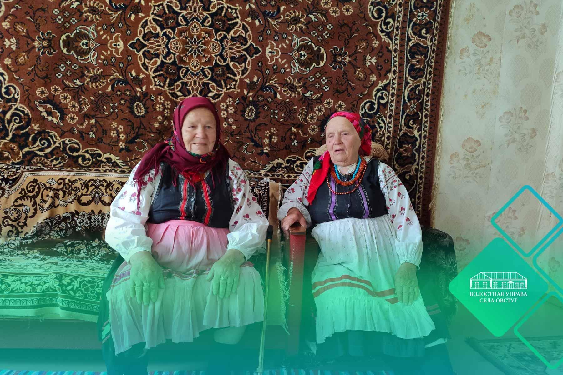 Этнографическая экспедиция в гостях у жительниц Шамордино