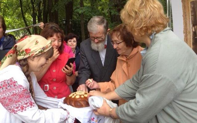 В тютчевском Овстуге прошел престольный праздник