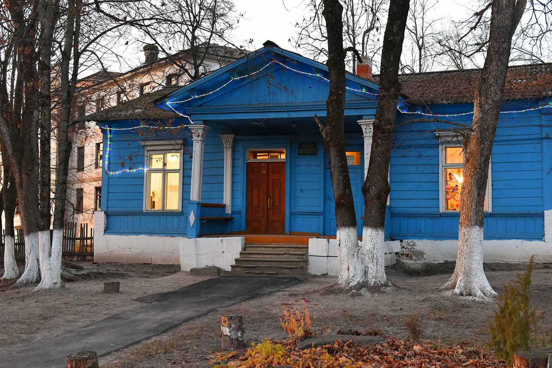 В брянском поселке Локоть отреставрируют дом архитектора