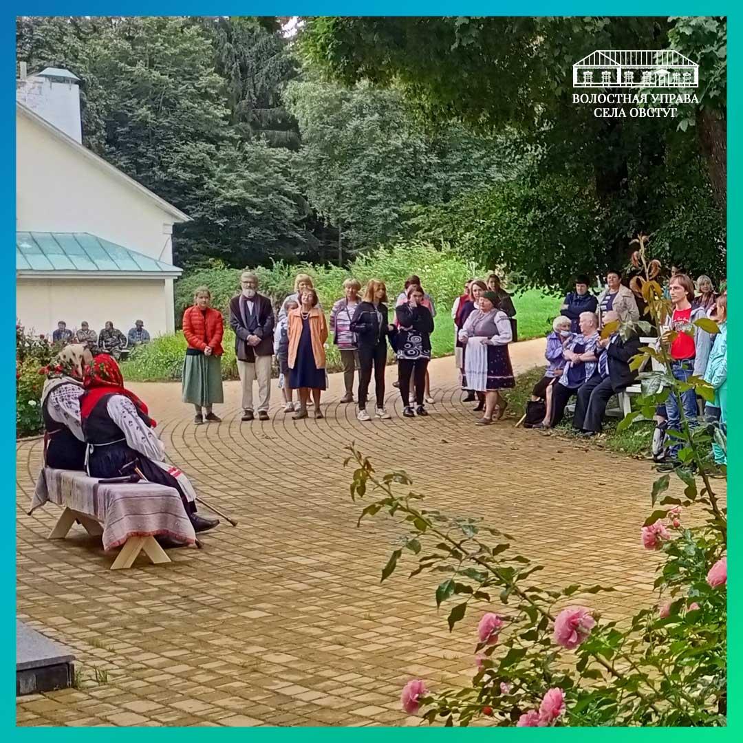 Экспедиция по сбору песенного фольклора проекта «Волостная управа села Овстуг» завершила работу