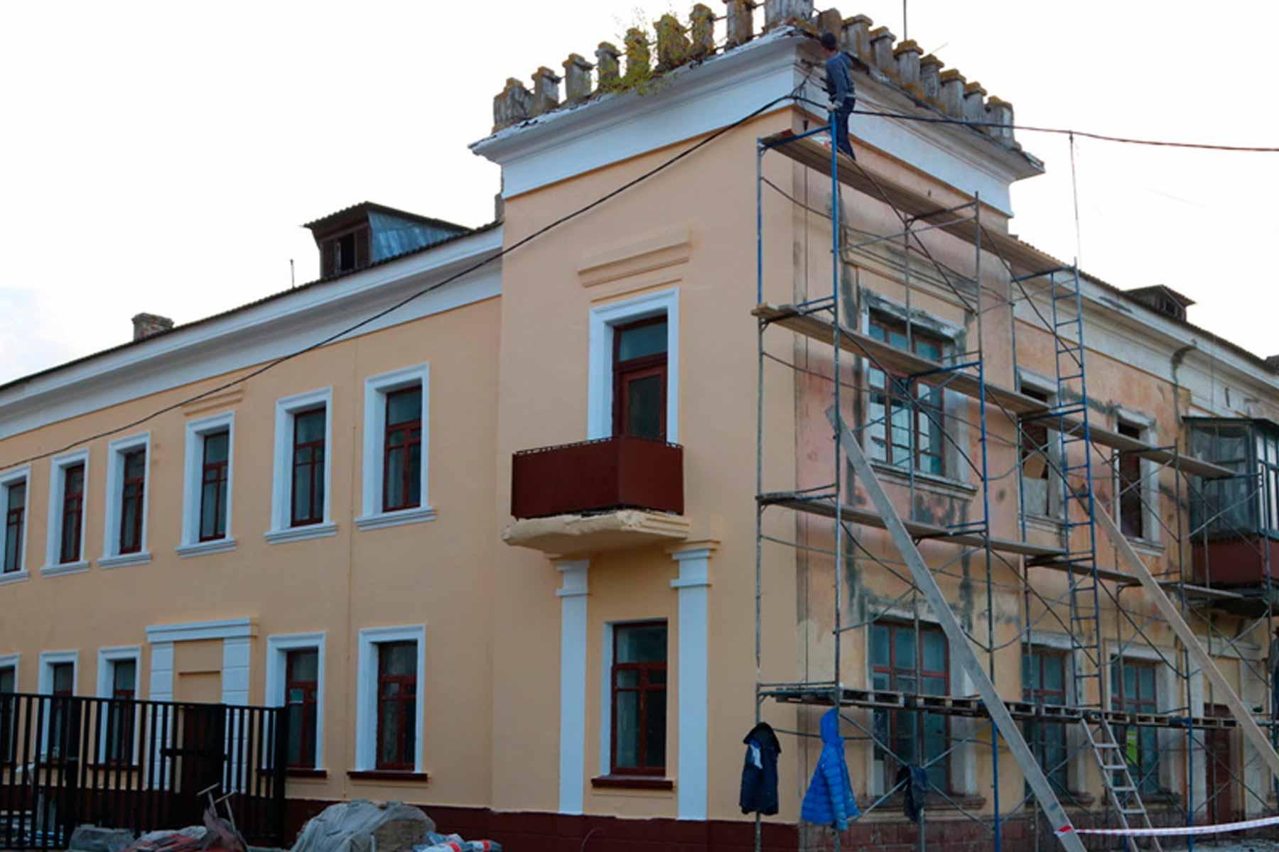 Брянский бизнесмен Алексей Кубарев отремонтирует памятник архитектуры рядом со своей гостиницей