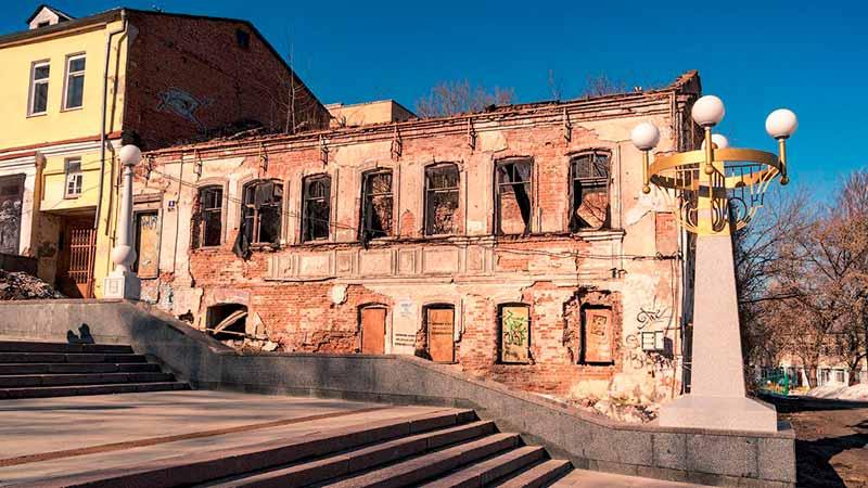 «Как минимум, это здание должно стать музеем истории города»