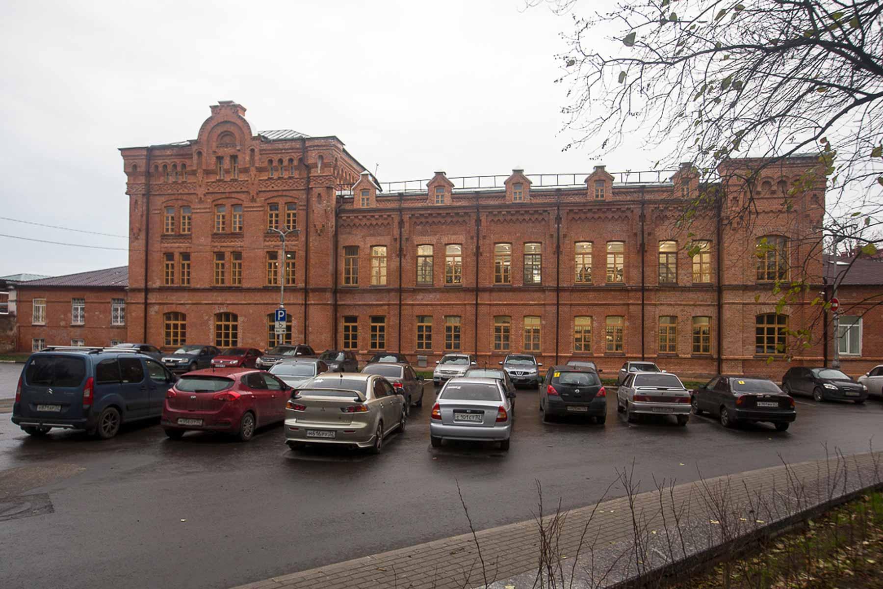 В Брянске планируют открыть двери Винного замка для посетителей