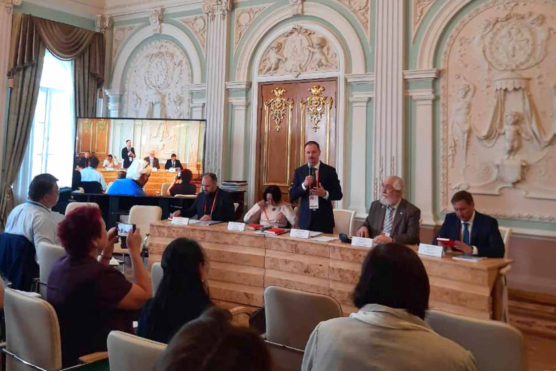 XII съезд ВООПИиК 8 июня 2021 г.